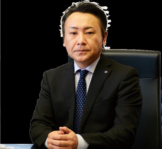 代表取締役社長 小畑智巳